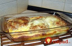 Home - Domaci Recept Pork Recipes, Chicken Recipes, Cooking Recipes, Pork Meals, Lasagna, French Toast, Good Food, Food And Drink, Ale