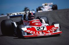 1977 March 761 - Ford (Patrick Neve)