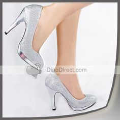 Silver Patent Leather High Heel Platform Wedding Bridal Evening Prom Pumps Shoes # Motorcycles - - Source by pirmannmarkus shoes silver Sparkly Wedding Shoes, Silver Wedding Shoes, Wedding Pumps, Silver Pumps, Bridal Shoes, Silver Bridesmaid Shoes, Leather High Heels, Patent Leather, Accesorios Casual