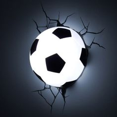 Check out this 3D FX Sports Ball Decoration Light