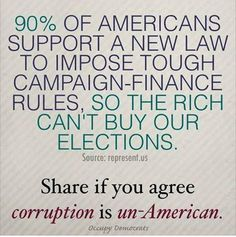 Campaing-Finance Rules Needed
