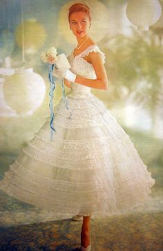 Prom Dress 1950's