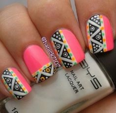 These are definitely one of my favorite nails I've seen on here. Love them!!