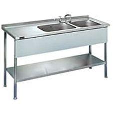 Lincat Right Hand Drainer Sink Units