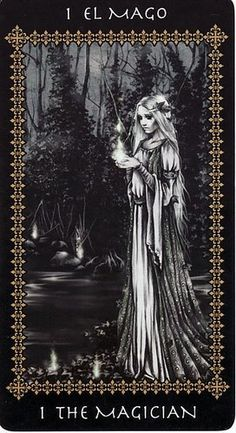 The Magician - Favole Tarot