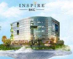 Commercial Property in BKC by Adani Realty - Inspire BKC (Hallmark Business Plaza, Bandra East,Mumbai 400051)