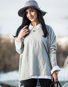 Dresscode of the day : casual oversize style