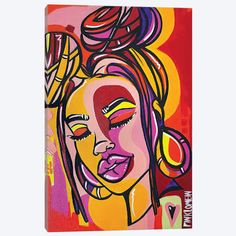 Art Painting Gallery, Painting & Drawing, Art Paintings, Canvas Artwork, Canvas Art Prints, Black Artwork, Guache, Drawing Projects, American Art