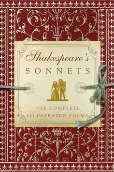 if somebody gave me a book of Shakespeare's sonnets for my birthday I would worship the ground they walk on for the rest of my life