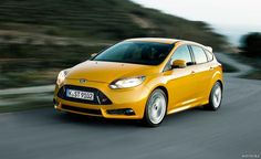 2015 Ford Focus ST Car Pictures - http://carwallspaper.com/2015-ford-focus-st-car-pictures/