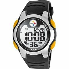 #Game Time Nfl Trc Pit Pittsburgh Steelers  women watch #2dayslook #new #watch #nice  www.2dayslook.com