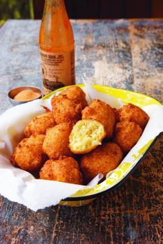 Delight Gluten Free Magazine | Recipes - Squash Puppies