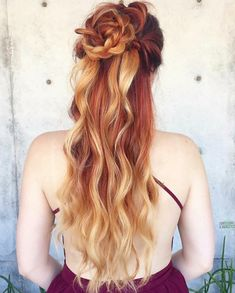 Hair by Jenny Strebe