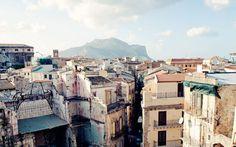 Bittersüss: Siziliens Hauptstadt Palermo, Text: René Ammann, Fotos: Ornella Cacace