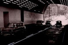 Am 17. März 1958 wird der Wagenburg-Tunnel dann seiner heutigen Bestimmung übergeben. Bei der Eröffnung gilt er als längster Straßentunnel der Bundesrepublik. Foto: StZ-Archiv