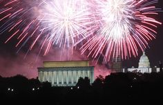 july 4th washington dc area