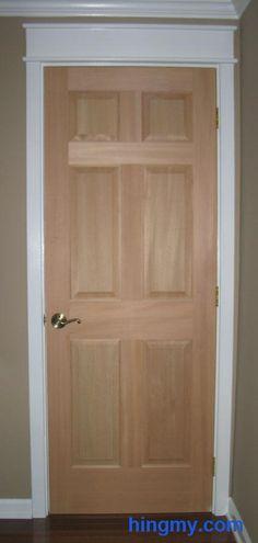How to build simple, yet elegant door casings