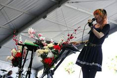 Grimes / Coachella 2013 , 20th April