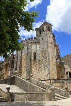 Convento de Cristo en Tomar, Portugal