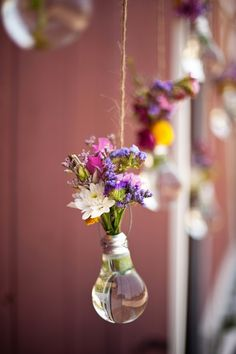 Mini vases ampoules 10