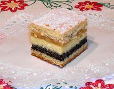 Fotorecept: Zákusok štedrák Baking Recipes, Dessert Recipes, Czech Recipes, Christmas Baking, No Bake Cake, Sweet Recipes, Cupcake Cakes, Sweet Tooth, Sweet Treats