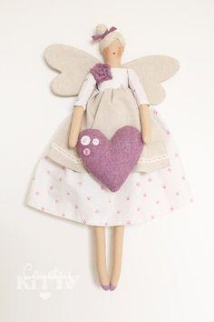 Moldes para hacer muñecas tilda para san valentin.