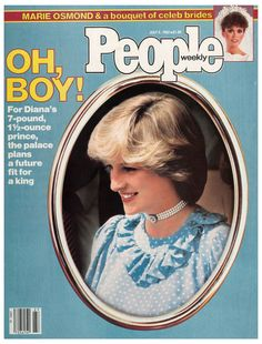 People Cover, June 5, 1982