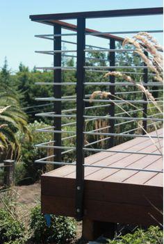 Stainless Steel Wedge Lock posts 7