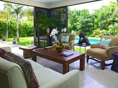 Eclectic Living Rooms from Linda Woodrum : Designers' Portfolio 2445 : Home & Garden Television