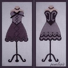 Penelopis' cross stitch freebies: Korona / Crown