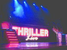 "Michael Jackson in ""Thriller Live 2014"", Cologne, Germany, Lanxess Arena, 9th April 2014:. More photos here: http://www.ksta.de/innenstadt/-thriller-live--in-der-lanxess-arena-eine-show-fuer-den-king-of-pop,15187556,26809408.html"