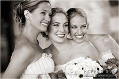 Beautiful bridesmaids at the St. Regis. Wedding shot by Pepper Nix. #bridesmaids #photoidea #bridesmaidphotoidea #weddinginspo #weddingidea #weddingphotographer