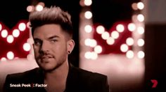 Sneak peak of X Factor Australia feat. Adam Lambert