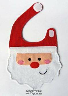 Baby Sewing Projects, Sewing For Kids, Christmas Sewing, Christmas Baby, Outfits Niños, Kids Outfits, Couture Bb, Baby Bibs Patterns, Baby Boy Bibs