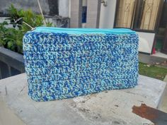 Easy and Simple Pouch Crochet: Free Pattern
