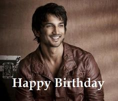 Wish this latest heartthrob,  Sushant Singh Rajpoot a very #happy_birthday.