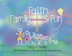 Combo devotional - activity book for young families, creating opportunities to grow in faith together. Childlike Faith, Connecting With God, Young Family, Book Activities, Gods Love, Opportunity, Families, Connection, Neon Signs