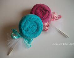 Kitchen and Dish Towel Lollipop