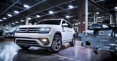 Diggin' the #Atlas, but wish its styling was just a tad sleeker? Well, wish no longer - #Volkswagen's got your back! #2018Atlas #AtlasRLine