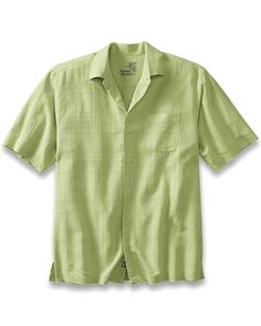 Skyscraper Camp Shirt -- $110.00