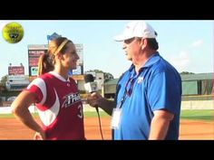 The Lauren Lappen Interview - Fastpitch Softball TV Show Episode 123. I was in Round Rock, Texas watching the NPF team play. Former Olympian Lauren Lappen was there, and took a few minutes to talk to me.    Visit the Fastpitch TV Show's website at http://Fastpitch.TV