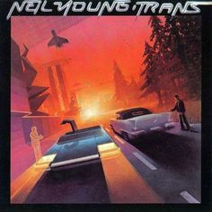 Neil Young's weird electronic album, Trans. I never understood why he did this until I read that it all came from him experimenting with computers/synthesizers to find a way to help his son, who has cerebal palsy, talk.