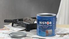 Histor voorstrijk, de perfecte basis voor alle muurverf projecten.