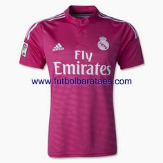 Nueva camiseta del Real Madrid 2nd 2015 online