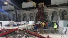 صحيفة الحرية                                             : السعودية: ما هي أبرز الحوادث التي شهدتها مكة خلال ...