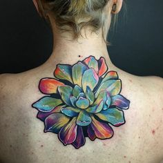10+ Awesome Succulent Tattoo Ideas For People Who Are Crazy About Succulents | Bored Panda