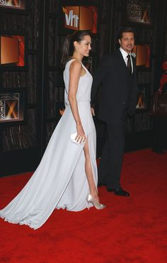 Angelina Jolie & Brad Pitt - The 14th Annual Critics' Choice Awards