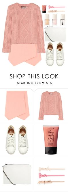 """""""And it's coming closer"""" by annaclaraalvez on Polyvore featuring Dorothy Perkins, Juicy Couture, H&M, NARS Cosmetics, Monki and ban.do"""