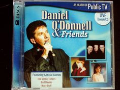 Daniel O'Donnell & The Celtic Tenors & Gail Davies & Mary Duff 2Cd Sealed