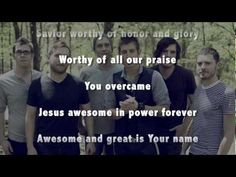 """Jeremy Camp """"Overcome"""" ~All authority, every victory is Yours, Savior, worthy of honor and glory, worthy of all our praise, You overcame, Jesus, awesome in power forever, awesome and great is Your name, You overcame! Thank YOU!"""